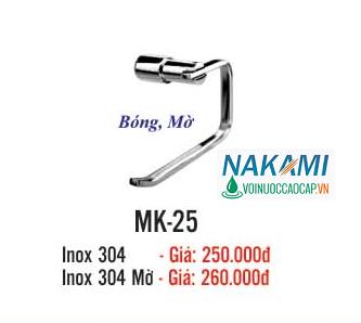 MÁNG KHĂN INOX 304 CAO CẤP NAKAMI MK-25
